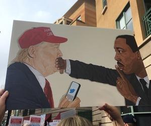 trump, art, and obama image