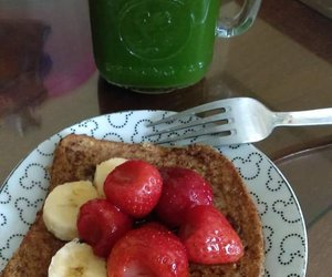 breakfast, food, and organic image