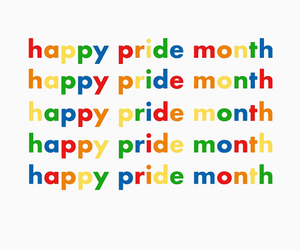 bisexual, lgbt, and pride month image