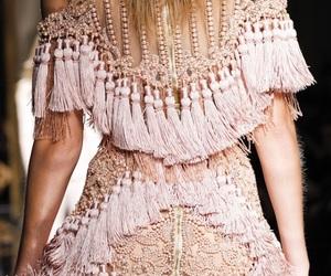 fashion, dress, and Balmain image