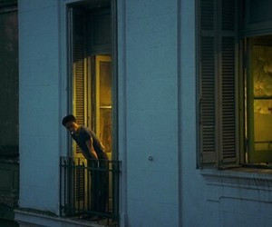 boy and cigarette image