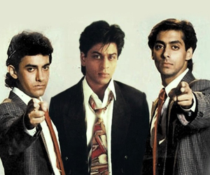 shahrukh khan, aamir khan, and salman khan image