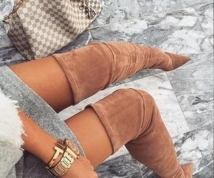 fashion, street style, and shoe image