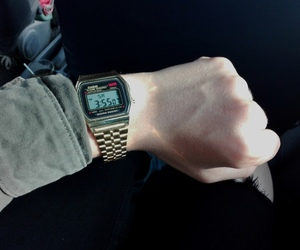 casio, clothes, and grunge image