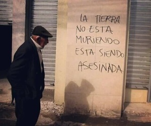 tierra, world, and frases image