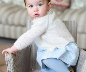 baby, princess, and royal family image