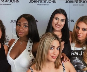 girl, pretty, and fifth harmony image