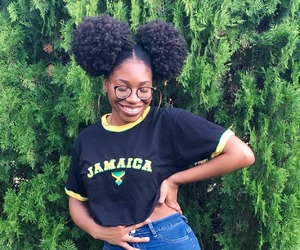 beauty, black women, and jamaican image