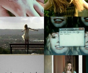 cassie ainsworth, Collage, and hannah murray image