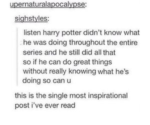 accurate, fight, and harry potter image