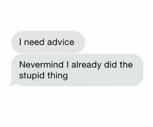text, advice, and quotes image