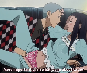 anime, could, and couple image