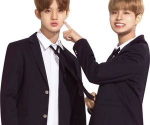 kpop, jinyoung, and wanna one image