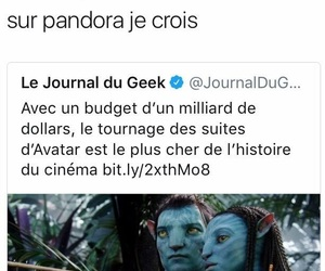 avatar, facebook, and french image