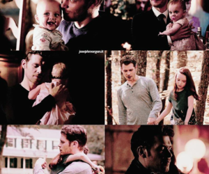 The Originals, klaus mikaelson, and padre e hija image