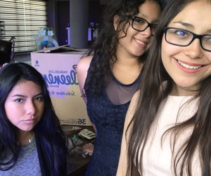 friendship, vestidos, and friends image