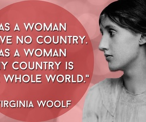quote and virginia woolf image