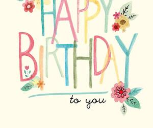 birthday and happy birthday image