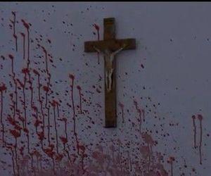 art, blood, and god image