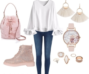 body, casual, and chic image