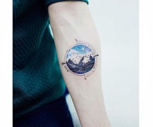 arm tattoo, Tattoos, and cute tattoo image