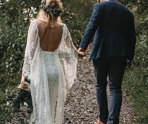 wedding and ivory wedding dress image