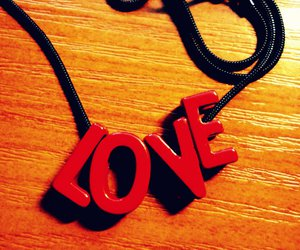 jewellery, red, and love image