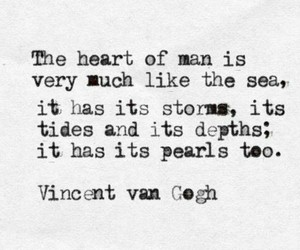 quotes and van gogh image