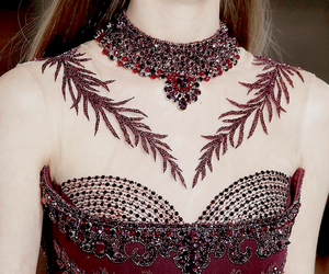 fashion, dress, and details image