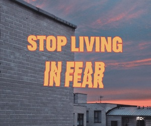 quotes, fear, and aesthetic image