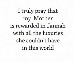 mother, world, and jannah image