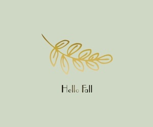 fall, autumn, and background image