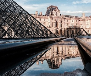 travel, paris, and adventure image