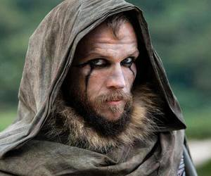 vikings, gustaf skarsgård, and floki image