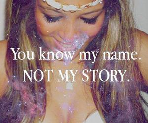 girl, quote, and name image