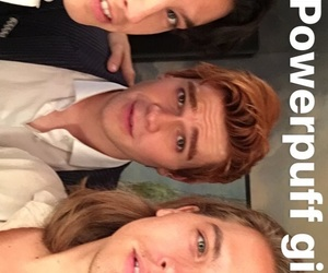 actor, Archie, and jughead image