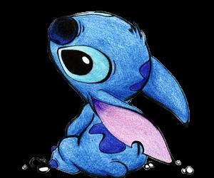 stitch and cute image