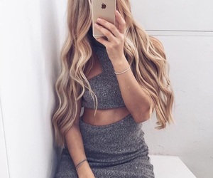 blonde, girl, and inspiration image