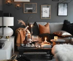 autumn, decor, and home image