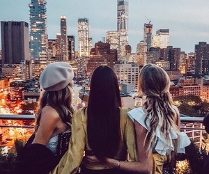 city, goals, and new york image