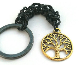 handmade jewelry, goth fashion, and norse image