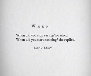 quotes and Lang Leav image