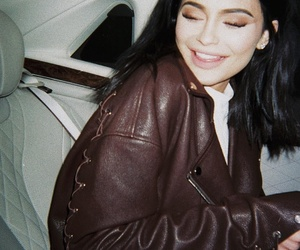 kylie jenner, smile, and jenner image