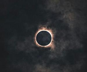 eclipse, moon, and sun image