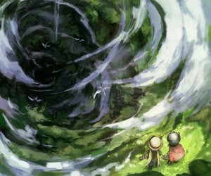 made in abyss and anime image