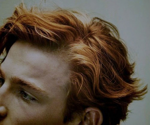 ginger, aesthetic, and boy image