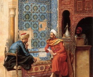 once upon a time, orientalist, and at ottoman empire image