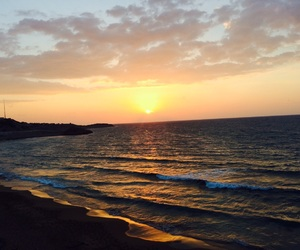 cyprus, ocean, and paradise image