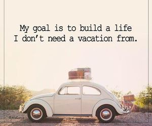 goal, life, and quotes image