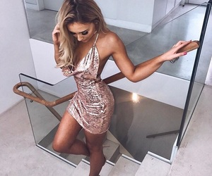 style, dress, and tumblr image